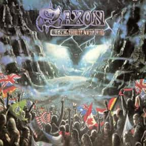 Rock the Nations is listed (or ranked) 21 on the list The Best Saxon Albums of All Time