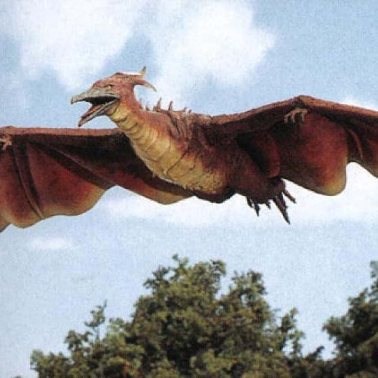 Rodan is listed (or ranked) 2 on the list The Best Monsters From The 'Godzilla' Movies