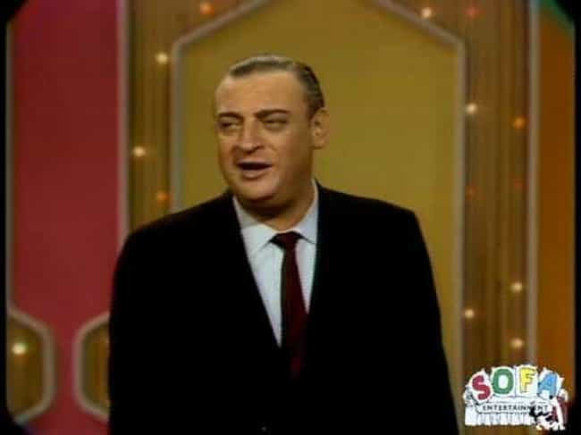Rodney Dangerfield is listed (or ranked) 7 on the list 25 Celebrities Who Became Famous After 40