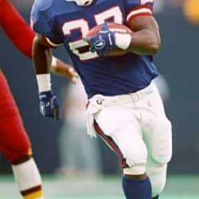 Rodney Hampton is listed (or ranked) 18 on the list The Best NFL Running Backs of the 90s