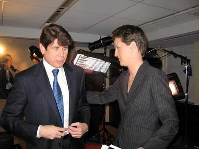 Rod Blagojevich is listed (or ranked) 4 on the list Corrupt Democrats