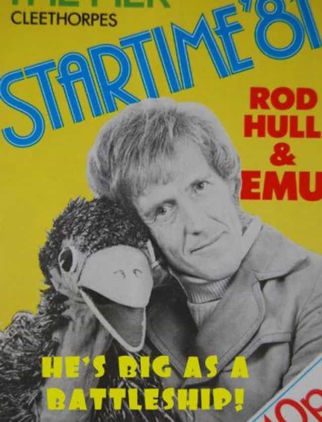 Rod Hull is listed (or ranked) 2 on the list Children's Entertainers Who Are Also Perverts