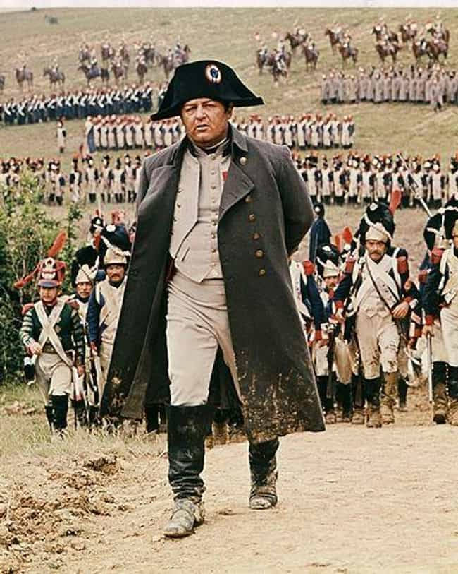 Rod Steiger is listed (or ranked) 2 on the list The Best Actors Who Played Napoleon Bonaparte