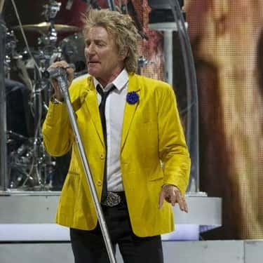 Rod Stewart is listed (or ranked) 2 on the list Famous People Who Gave Up Kids for Adoption