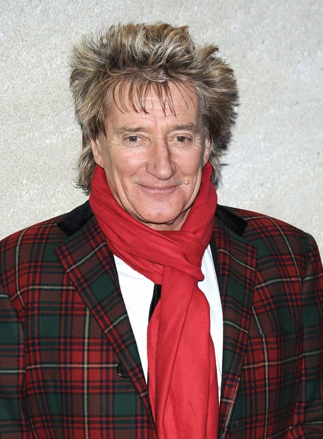 Rod Stewart is listed (or ranked) 7 on the list Super Boring Musicians You Had No Idea Used To Be (Or Still Are) Hardcore AF