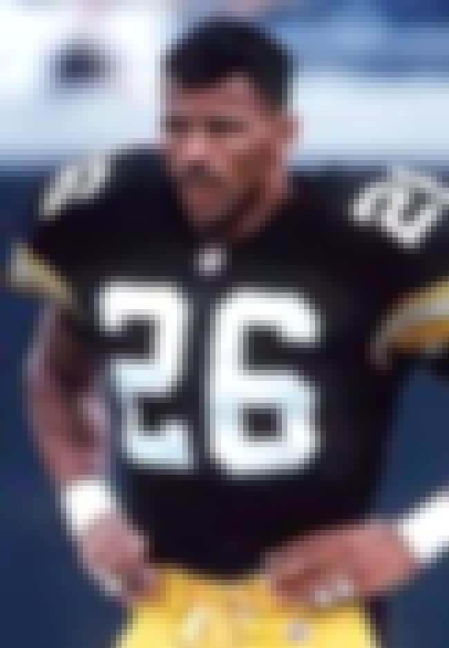 Rod Woodson is listed (or ranked) 5 on the list The Top 10 Greatest Cornerbacks of All Time