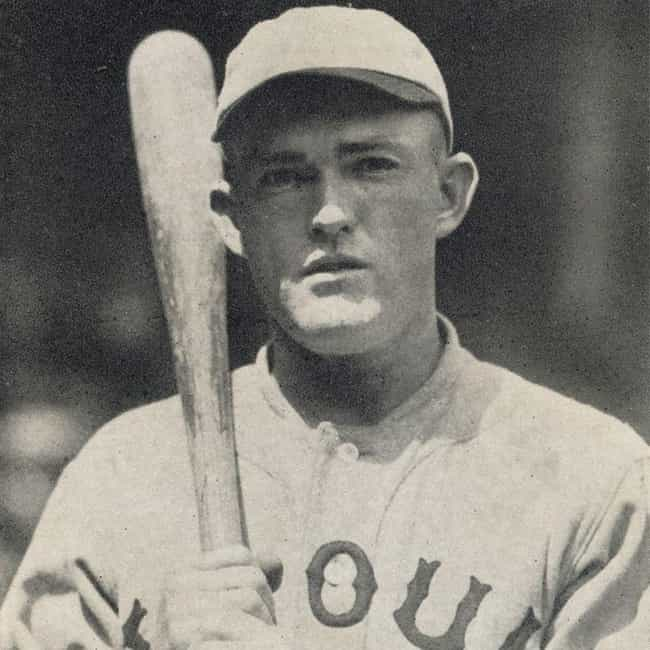Rogers Hornsby is listed (or ranked) 3 on the list The Best Athletes Who Wore #4