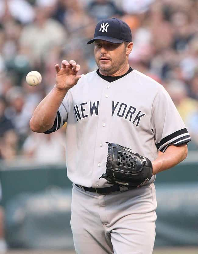 Roger Clemens is listed (or ranked) 4 on the list 20 Athletes Who Failed Drug Tests