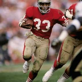 Roger Craig is listed (or ranked) 9 on the list The Best San Francisco 49ers of All Time