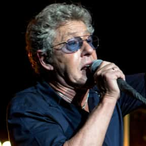 Roger Daltrey is listed (or ranked) 24 on the list London Rock Bands List
