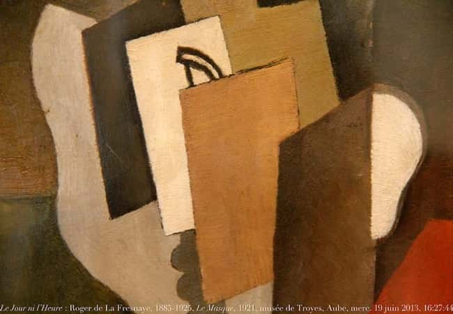 Roger de La Fresnaye is listed (or ranked) 19 on the list Famous Cubist Artists, Ranked