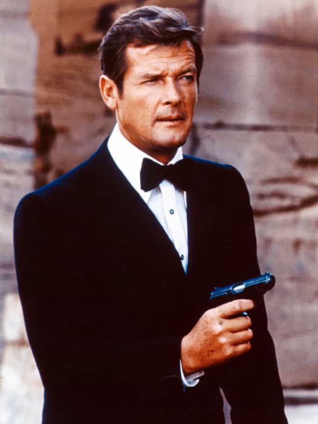 Roger Moore is listed (or ranked) 2 on the list The Best Actors Who Played James Bond, Ranked