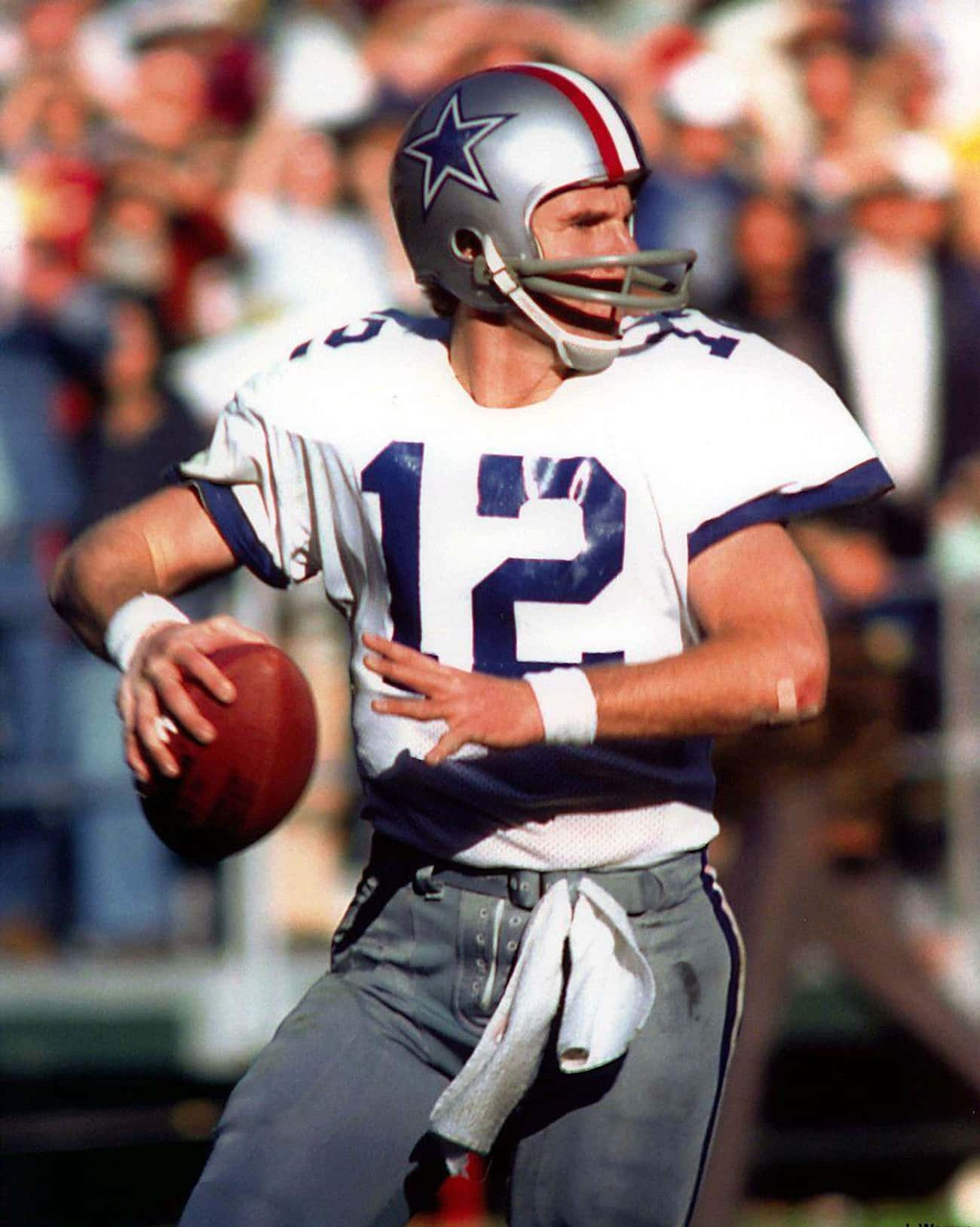 Roger Staubach is listed (or ranked) 2 on the list Athletes Who Are Military Heroes