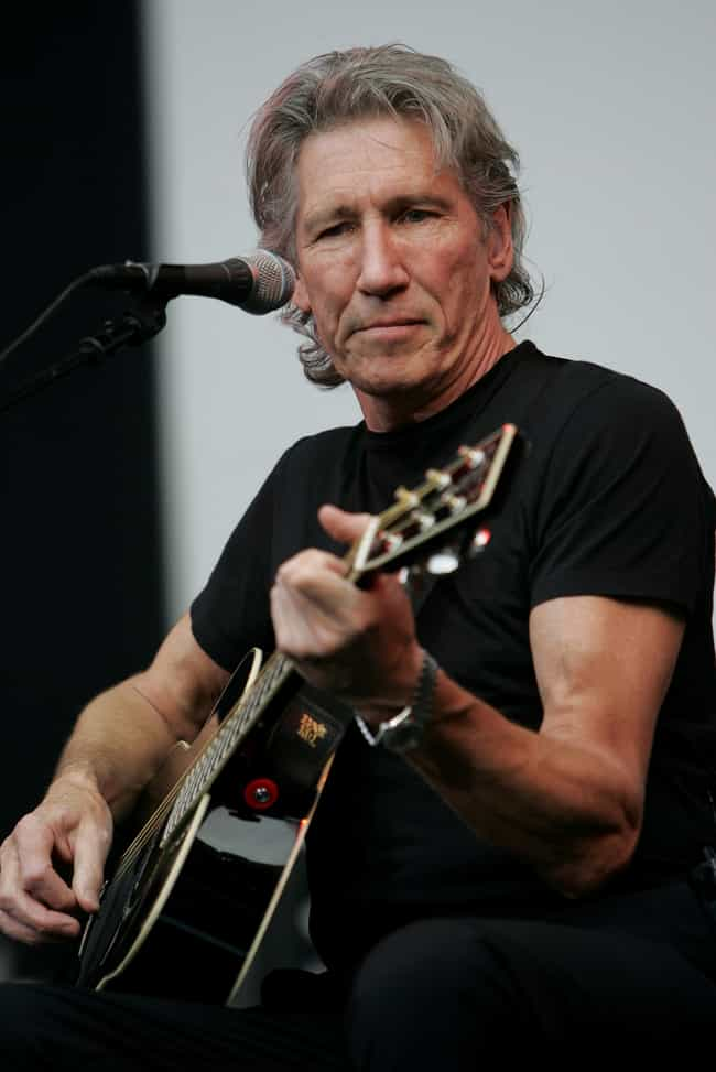 Roger Waters is listed (or ranked) 4 on the list Musicians Who Have Canceled Shows to Protest Something