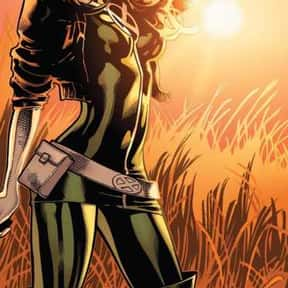 Rogue is listed (or ranked) 6 on the list Stunning Female Comic Book Characters, Ranked