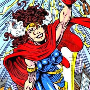 Rogue is listed (or ranked) 18 on the list Characters Who Are Most Worthy Of Lifting Mjolnir