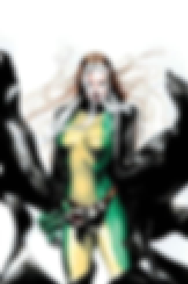 Rogue is listed (or ranked) 3 on the list X-Men Characters Who Should be Rebooted On The Silver Screen