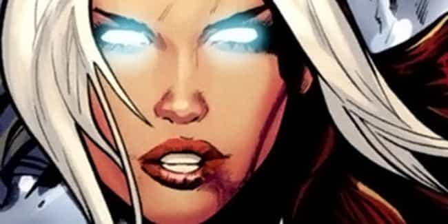 Rogue is listed (or ranked) 1 on the list The 15 Best Superheroes With The Power to Absorb Energy