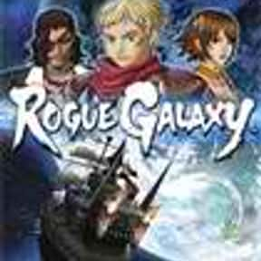 Rogue Galaxy is listed (or ranked) 1 on the list Level-5 Games List