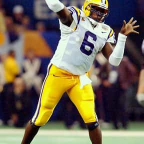 Rohan Davey is listed (or ranked) 4 on the list The Best LSU Tigers Quarterbacks Of All Time