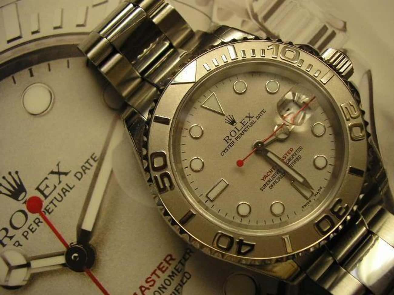 Rolex is listed (or ranked) 4 on the list The Best Swiss Watch Brands
