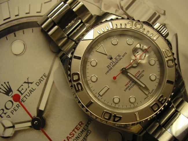Rolex is listed (or ranked) 3 on the list The Best Swiss Watch Brands