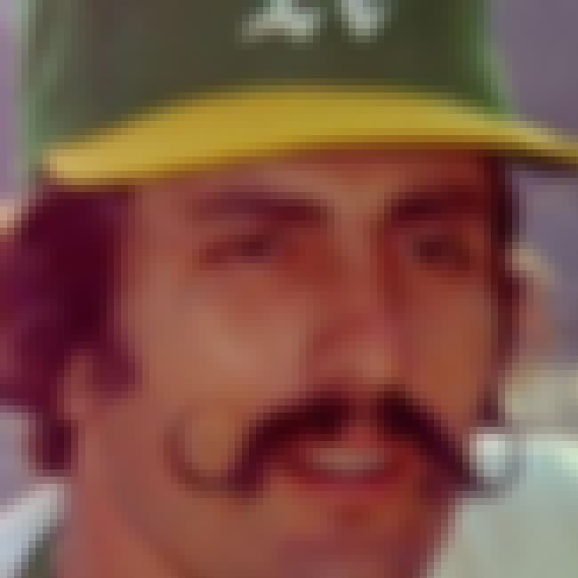 Rollie Fingers is listed (or ranked) 2 on the list Athletes with the Best Facial Hair