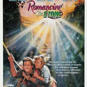 Romancing the Stone is listed (or ranked) 14 on the list The Best Adventure Movies