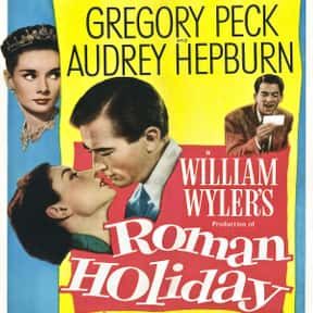 Roman Holiday is listed (or ranked) 8 on the list The Best Black and White Movies Ever Made