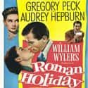 Roman Holiday is listed (or ranked) 1 on the list The Best '50s Romantic Comedies
