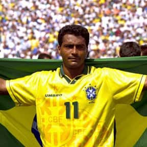 Romário is listed (or ranked) 5 on the list The Best Soccer Players from Brazil