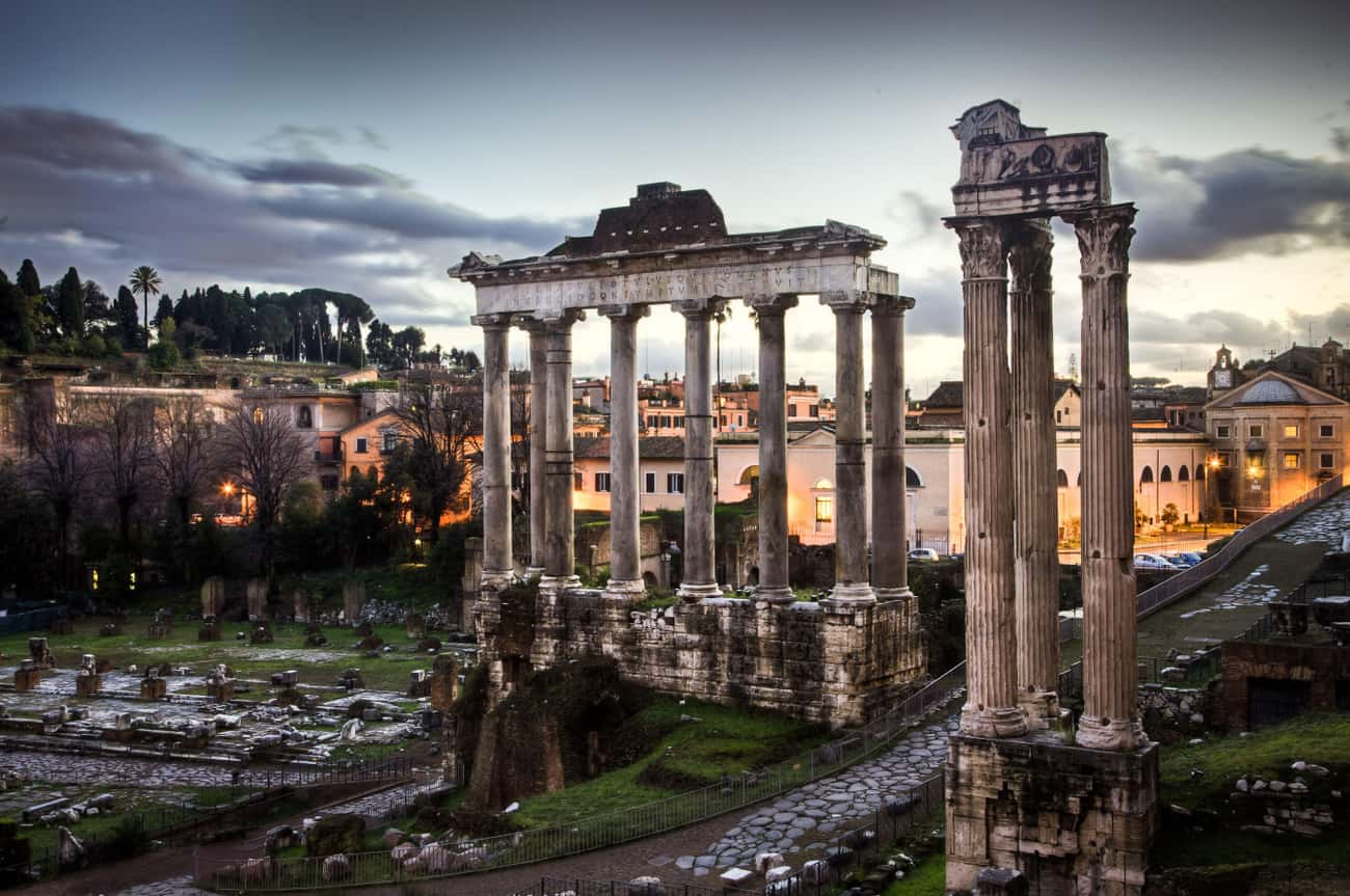 Rome is listed (or ranked) 2 on the list The Top Travel Destinations in the World