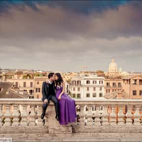 Rome is listed (or ranked) 23 on the list Best Couples Vacation Destinations & Anniversary Trips