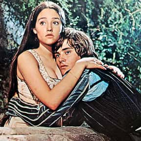 Romeo and Juliet is listed (or ranked) 4 on the list The Best Shakespeare Film Adaptations