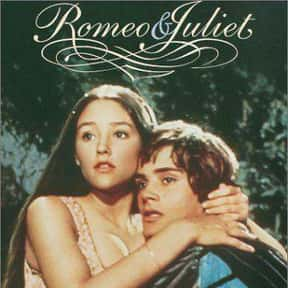 Romeo and Juliet is listed (or ranked) 7 on the list The Best Movies About Forbidden Love
