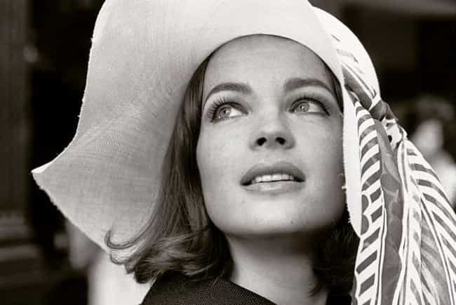 Romy Schneider is listed (or ranked) 4 on the list The Most Beautiful Actresses Ever