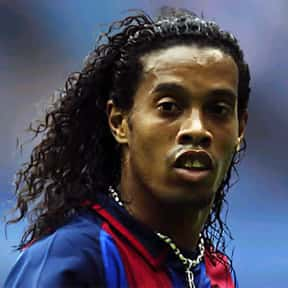 Ronaldinho is listed (or ranked) 13 on the list The Most Influential Athletes Of All Time
