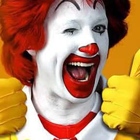 Ronald McDonald is listed (or ranked) 16 on the list The Most Memorable Advertising Mascots of All Time