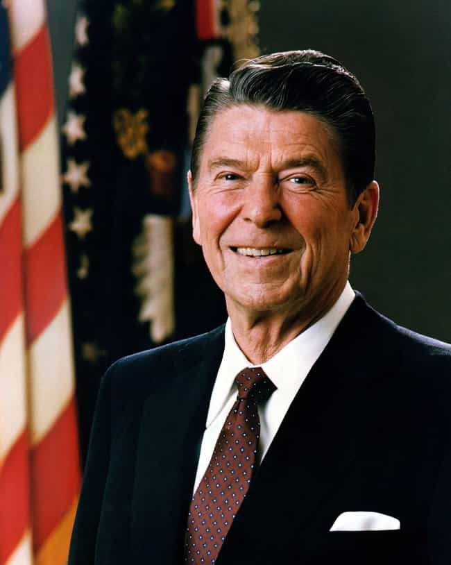 Ronald Reagan is listed (or ranked) 1 on the list These US Presidents Have Serious Ties To The Supernatural And Occult