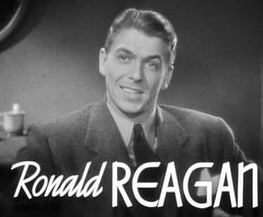 Ronald Reagan is listed (or ranked) 2 on the list The Hottest US Presidents, Ranked