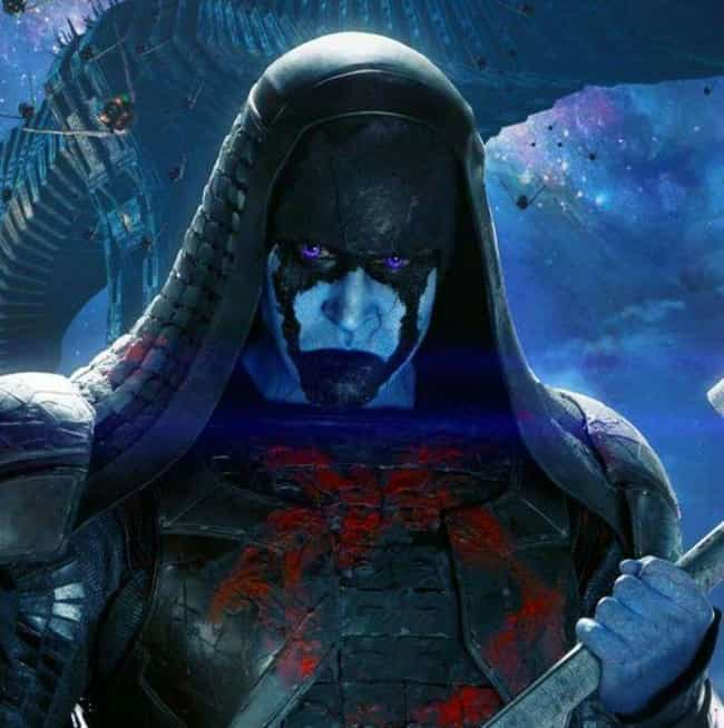 Ronan the Accuser is listed (or ranked) 3 on the list All The Existing MCU Characters Who Could Show Up In 'Captain Marvel'