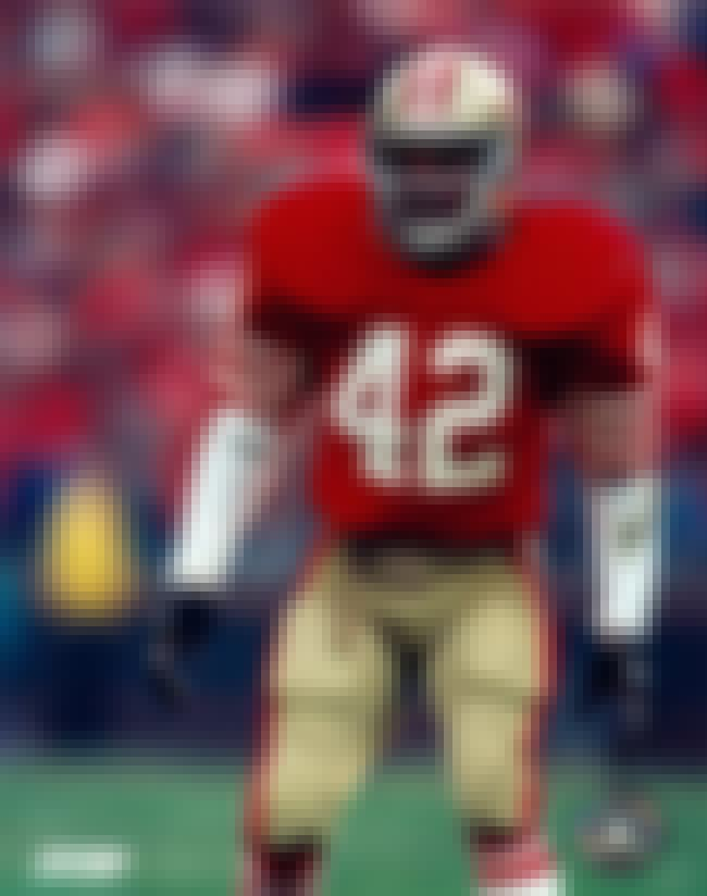 Ronnie Lott is listed (or ranked) 1 on the list The Top 10 Greatest Safeties of All Time