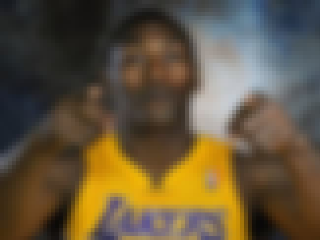 Metta World Peace is listed (or ranked) 3 on the list 39 Famous Athletes Who Are Alcoholics