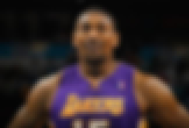 Metta World Peace is listed (or ranked) 1 on the list Athletes With Bipolar Disorder