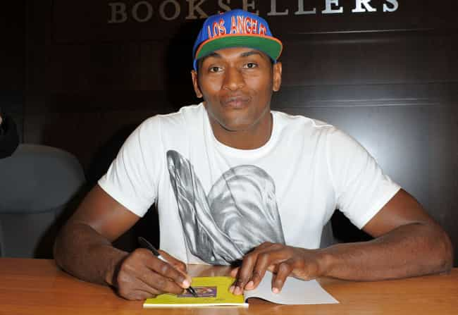 Metta World Peace is listed (or ranked) 3 on the list Celebrities Who Claim to Have Had Sex with Ghosts