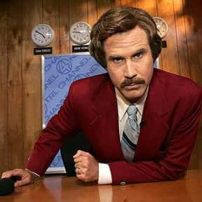 Ron Burgundy is listed (or ranked) 5 on the list The Best Fictional Journalists, Reporters, and Newscasters