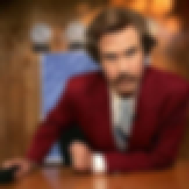 Ron Burgundy is listed (or ranked) 3 on the list Movie Characters I Want To Be
