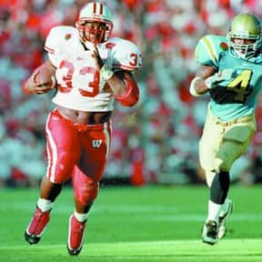 Ron Dayne is listed (or ranked) 6 on the list The Best College Running Backs of the 1990s