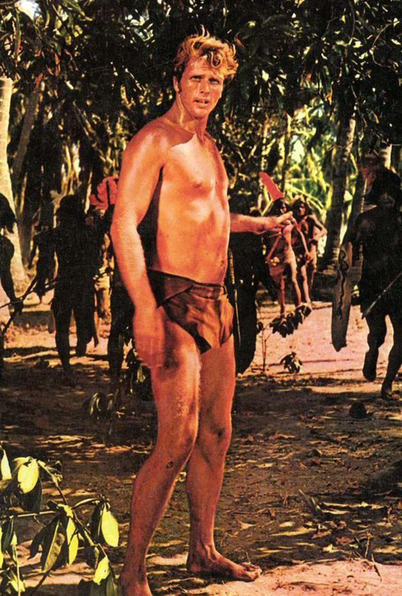 Ron Ely is listed (or ranked) 3 on the list The Best Actors Who Played Tarzan