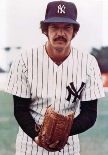 Ron Guidry is listed (or ranked) 1 on the list The Best Athletes Who Wore #49